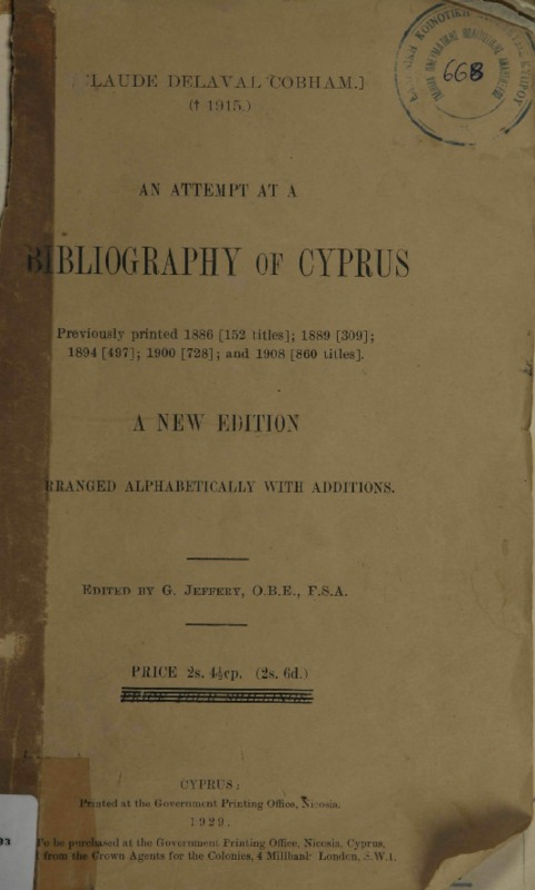 An attempt at a Bibliography of Cyprus.pdf