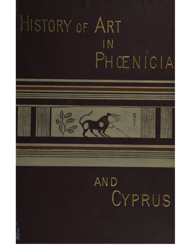 History of Art in Phoenicia and its dependencies vol.II.pdf