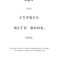 The Cyprus Blue Book  1922.pdf