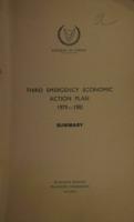 6-Third Emergency Economic Action Plan (1979-1981) Summary.pdf